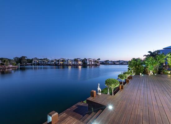 Lavish Lifestyle on the Lagoon