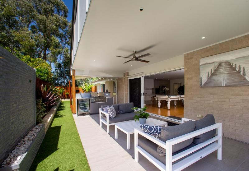 Near New Contemporary Home in Convenient Location