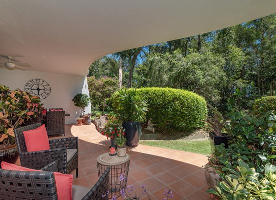 Fabulous Garden Apartment
