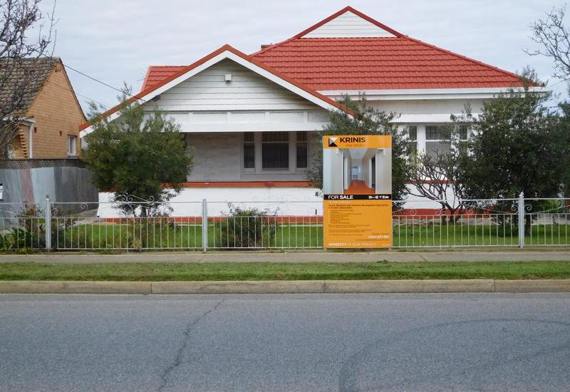 CORNER PRIME LAND DEVELOPMENT (27metres frontage on Pioneer Street). OPPORTUNITY WITH BONUS CHARACTER BUNGALOW INCLUDED!