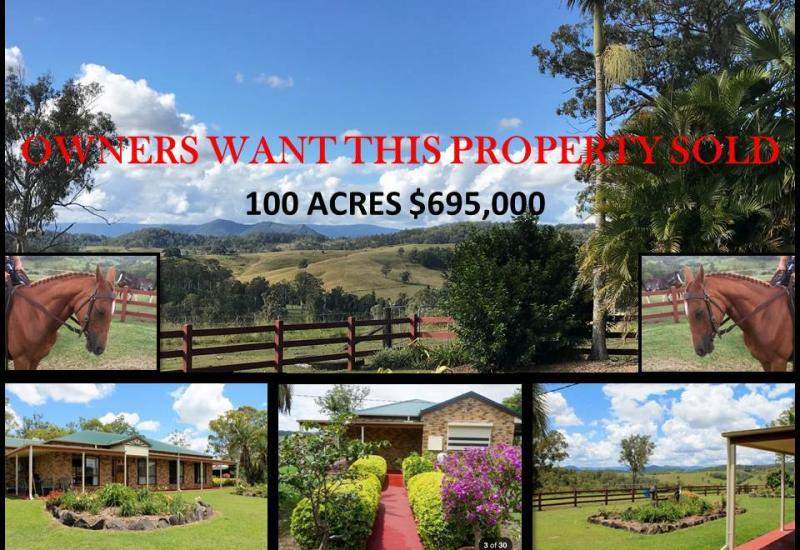 HORSE & CATTLE PROPERTY