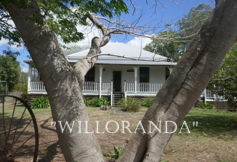 """WILLORANDA"" RICHMOND RIVER PROPERTY"