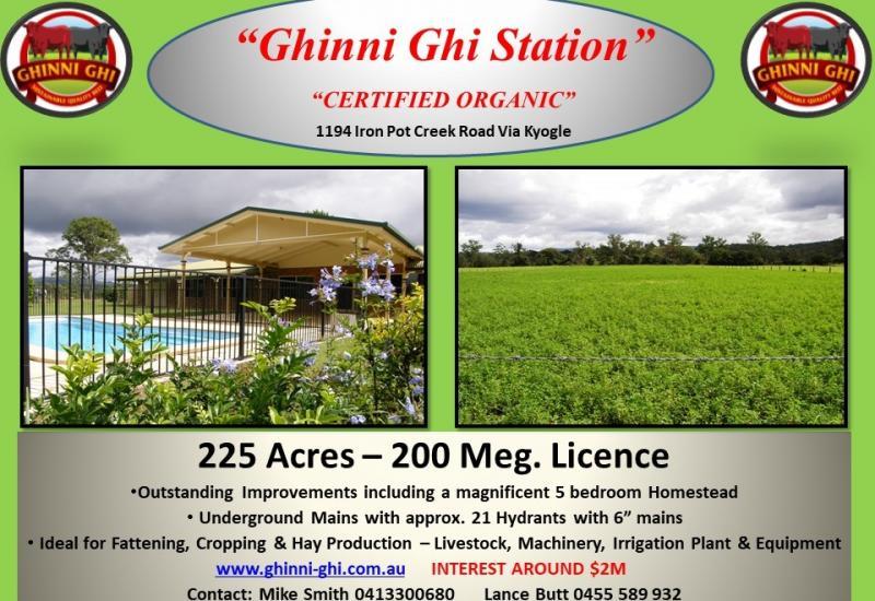 GHINNI GHI STATION