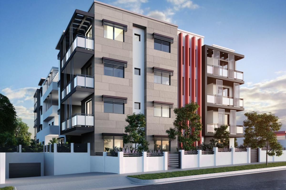 Off-the-plan apartment in Parramatta CBD