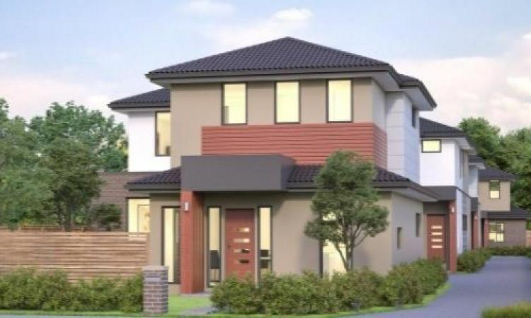 Your town home in a quiet residential area