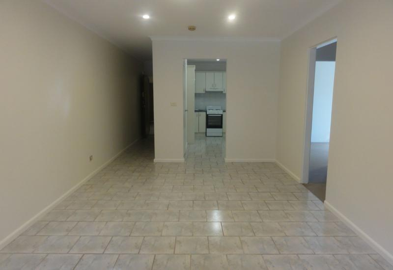 LEASED INSPECTION CANCELLED - Large 2 Bedroom apartment plus Lock up Garage