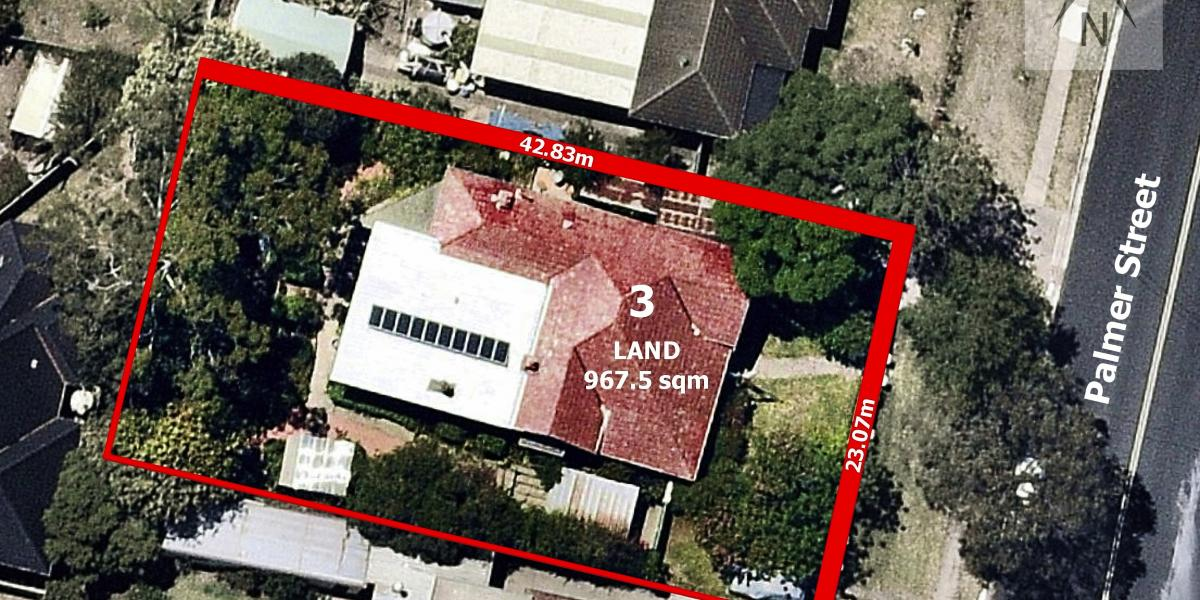 Huge Land with development potential !