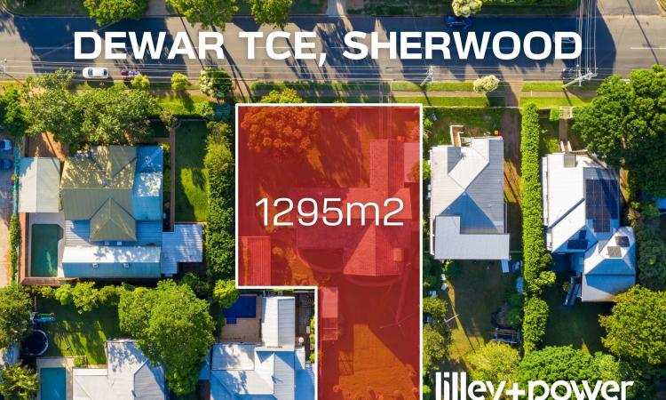 SPECTACULARLY LARGE 1295M2 ALLOTMENT IN SHERWOOD'S EXCLUSIVE 'HIGHSIDE'