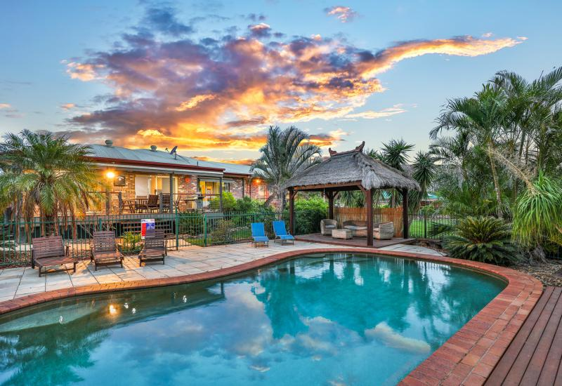 Stunning Acreage Residence