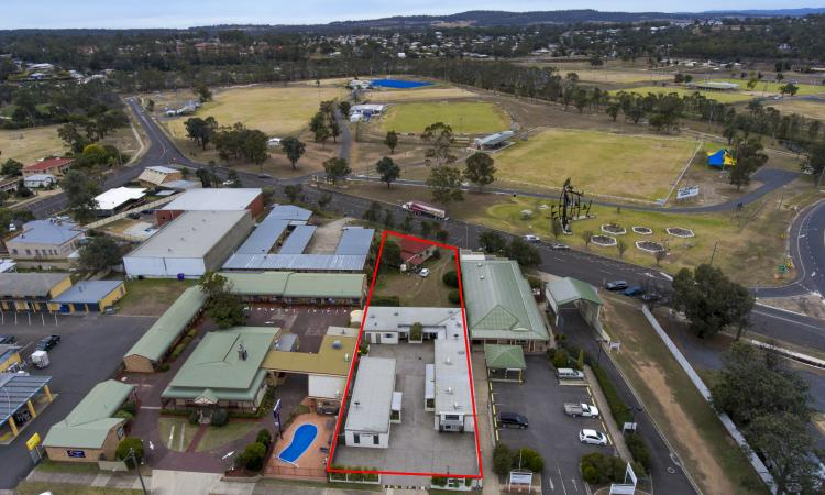 Lifestyle and Top-Ranking Freehold Motel business for Sale in QLD