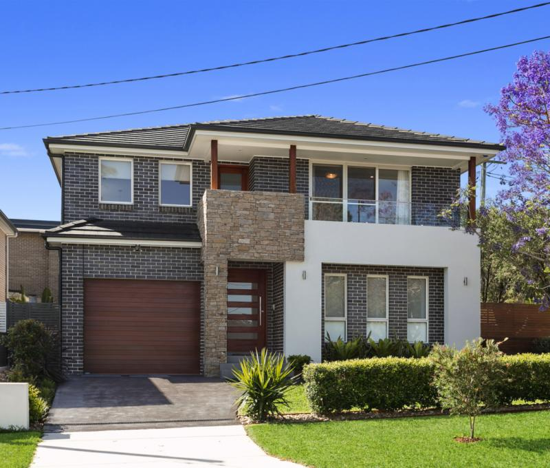As New Luxury 4-5 Bedroom Brick Home + Granny Flat.