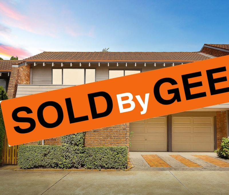 SOLD by Andrew Gee and the Team at Gee Agency.
