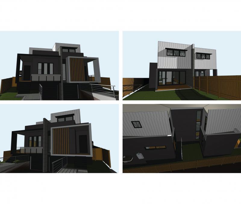 DA Approved Duplex Site.
