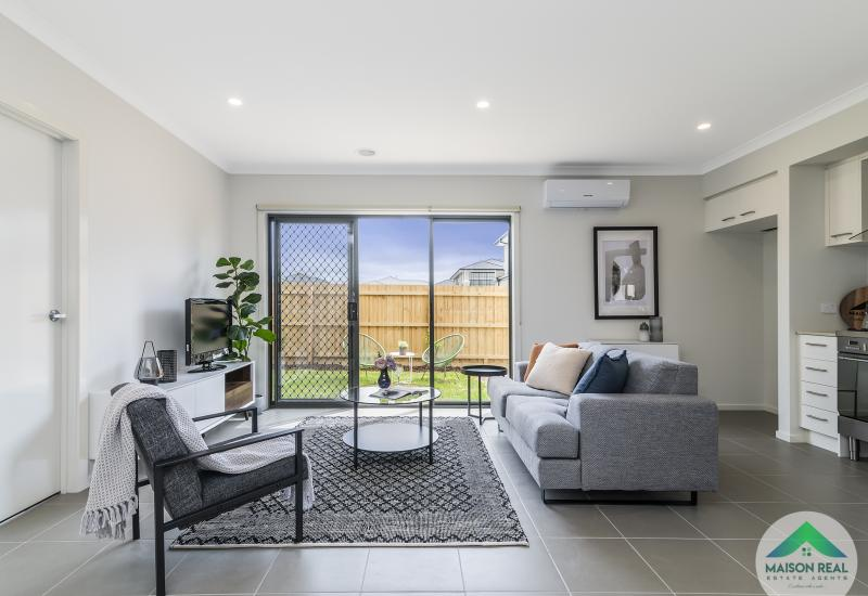 Brand New Home In Fast Growing Estate