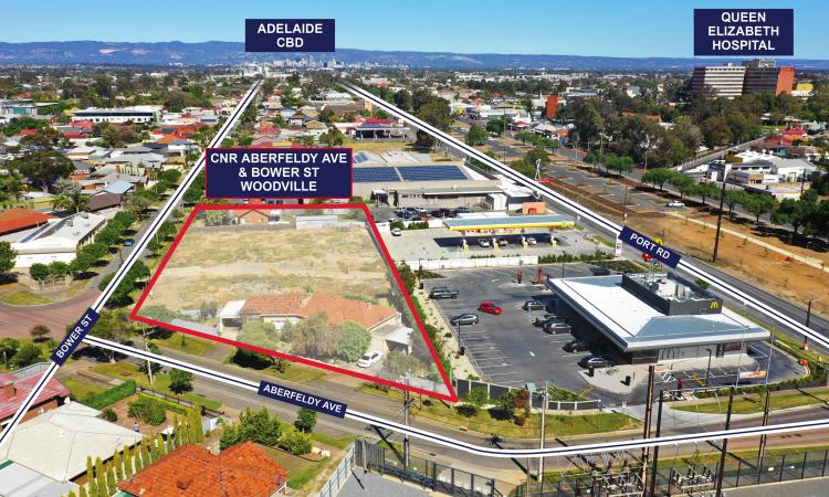 ULTIMATE RESIDENTIAL DEVELOPMENT SITE