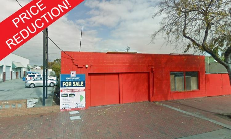INVESTMENT OPPORTUNITY - 280.25 sqm (approx.)