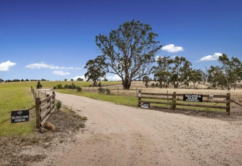 """Yalooka Farm"" – Absolute Campaspe River Frontage"