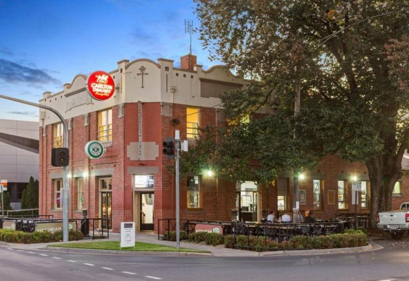 (withdrawn)Freehold Investment Hotel In Prime Location Inner Bendigo