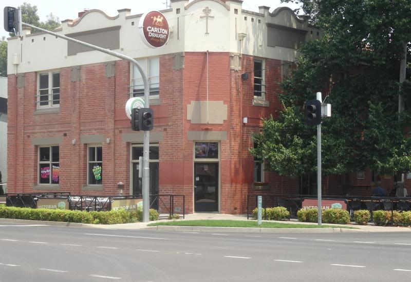 Freehold Investment Hotel In Prime Location Inner Bendigo