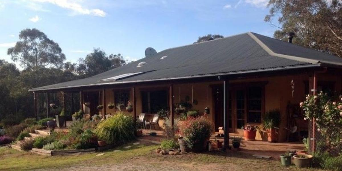 """""""Wombat Gully"""" Sustainable Lifestyle at its best just outside Rylstone!"""