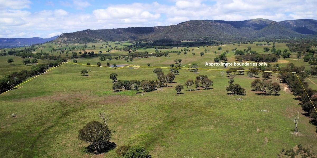 100 Acres 3Km from Rylstone