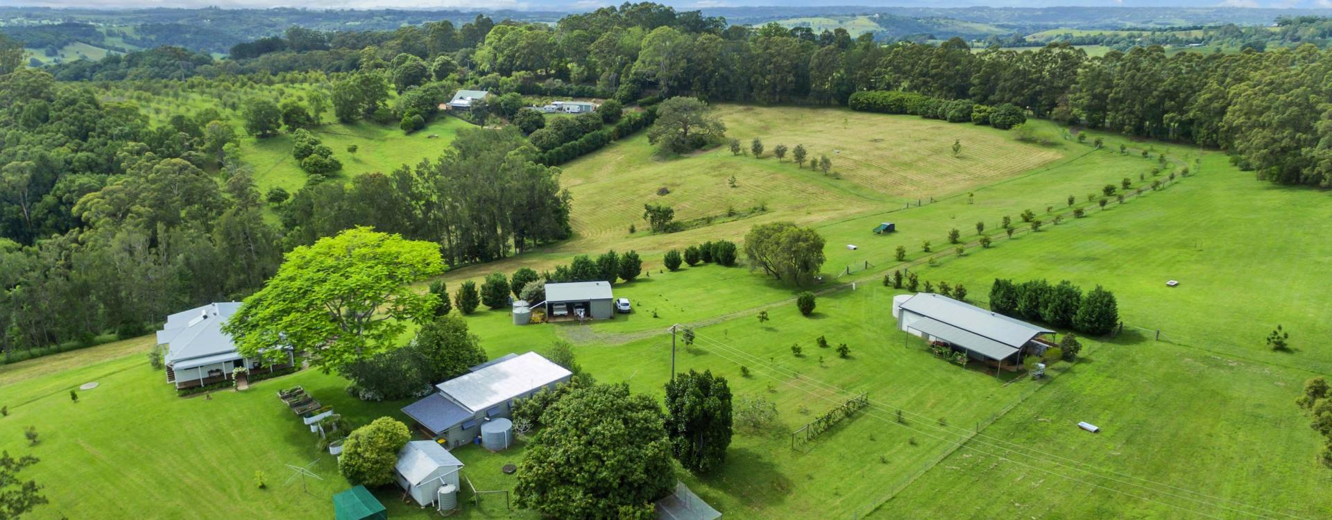 """Santee"" - Stunning 21 acres of rural heaven with two homes!"