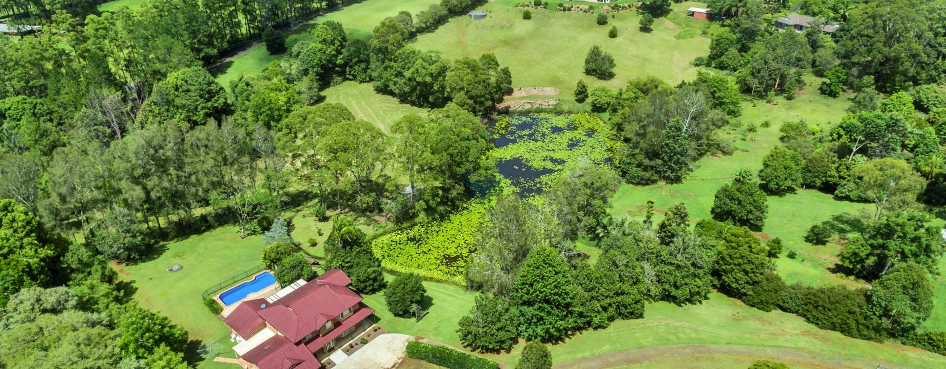 """Monet"" - Idyllic 4 Acres in the Heart of Goonellabah"