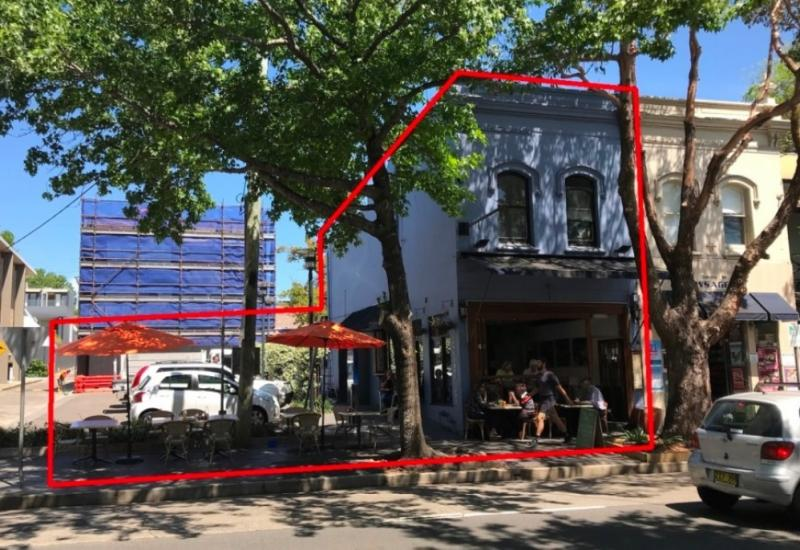 Prominent Woollahra Corner - Licensed Restaurant Premises