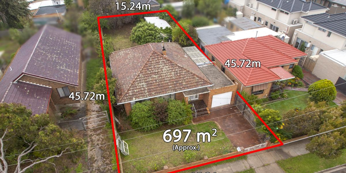 Perfect Potential with Niddrie-Edge Convenience!