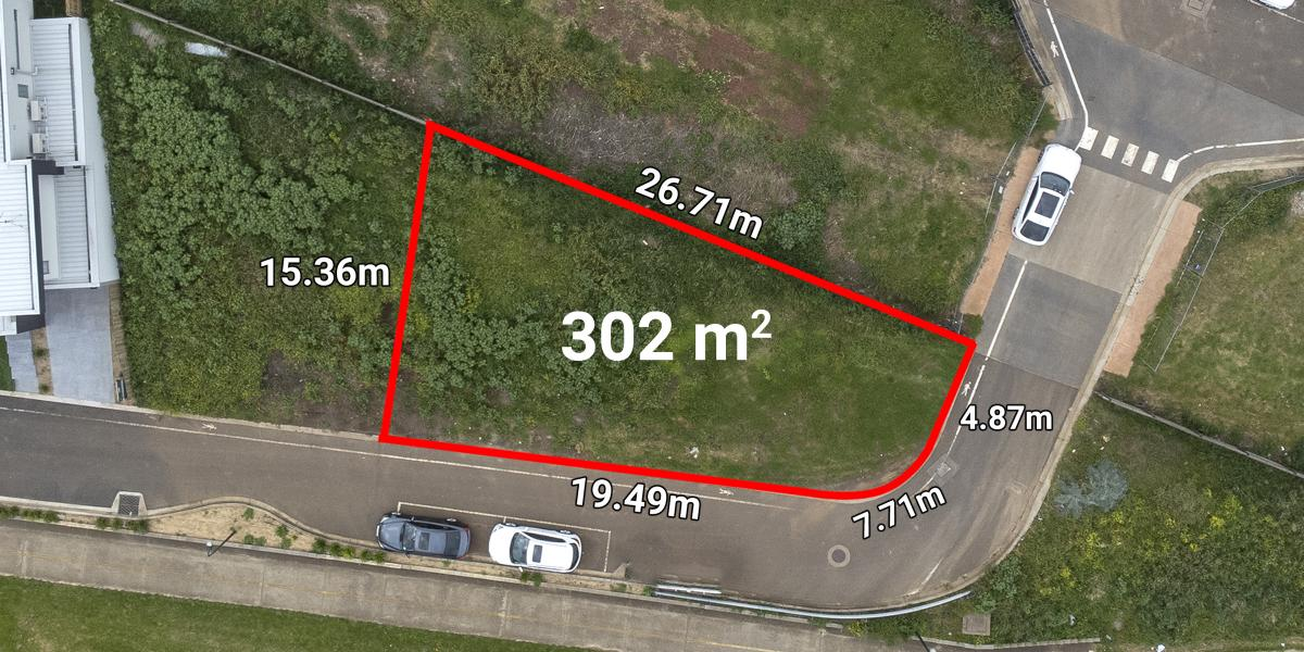 OUTSTANDING CORNER ALLOTMENT WITH APPROVED PLANS FOR 2 HOMES!!