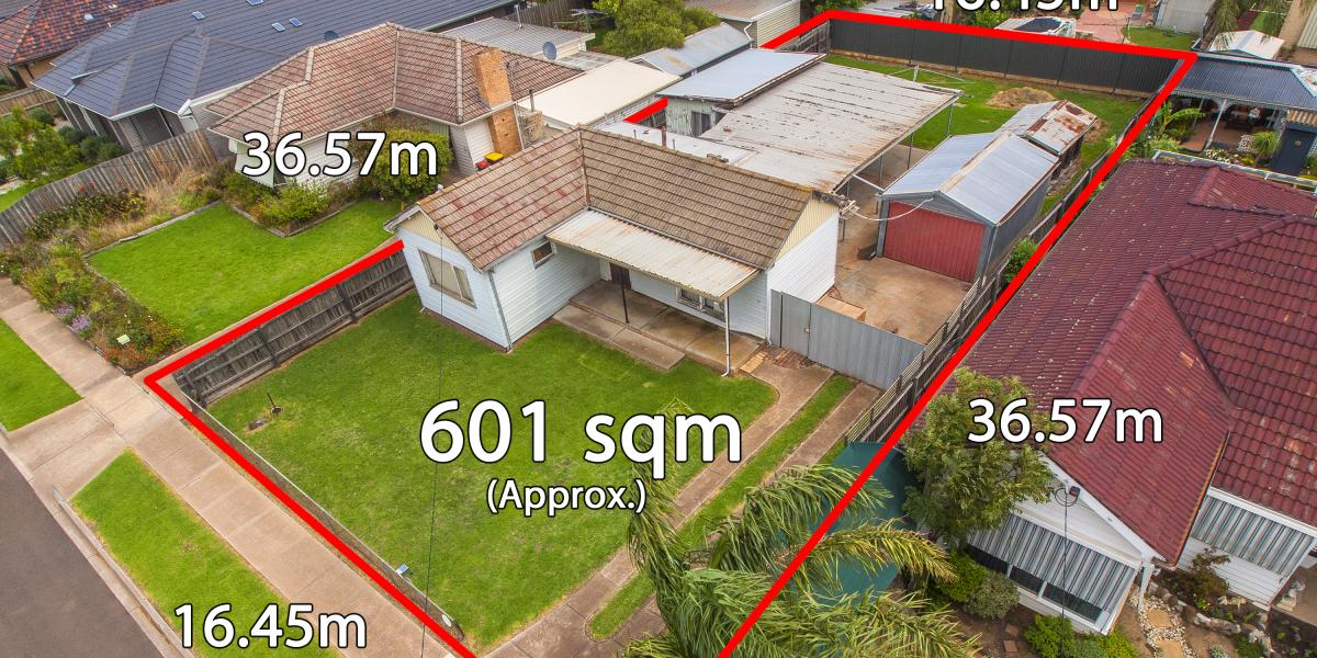 PRIME DEVELOPMENT OPPORTUNITY WITH WIDE FRONTAGE!