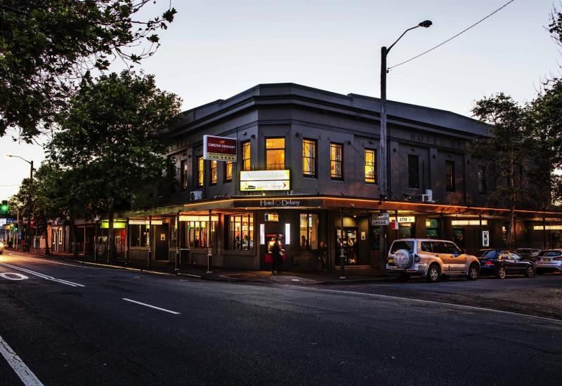 Hotel Delany, Cooks Hill NSW