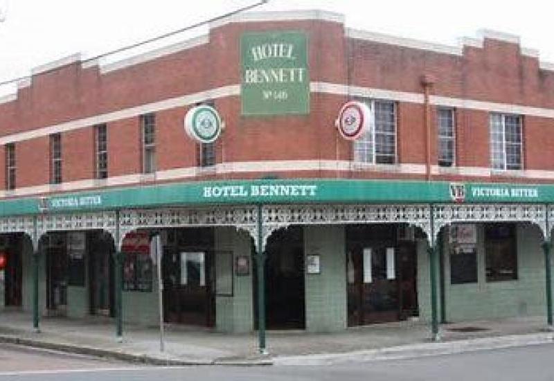 The Bennett Hotel, Hamilton NSW 2303