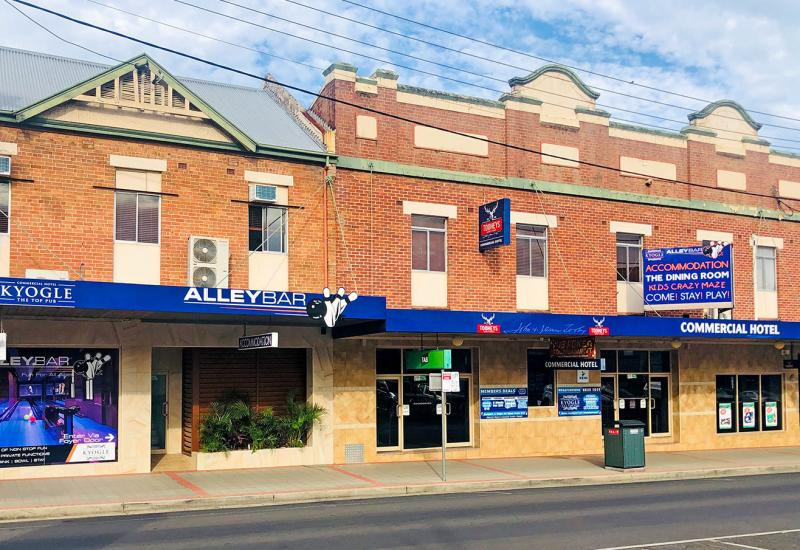 Commercial Hotel, Kyogle - Leasehold