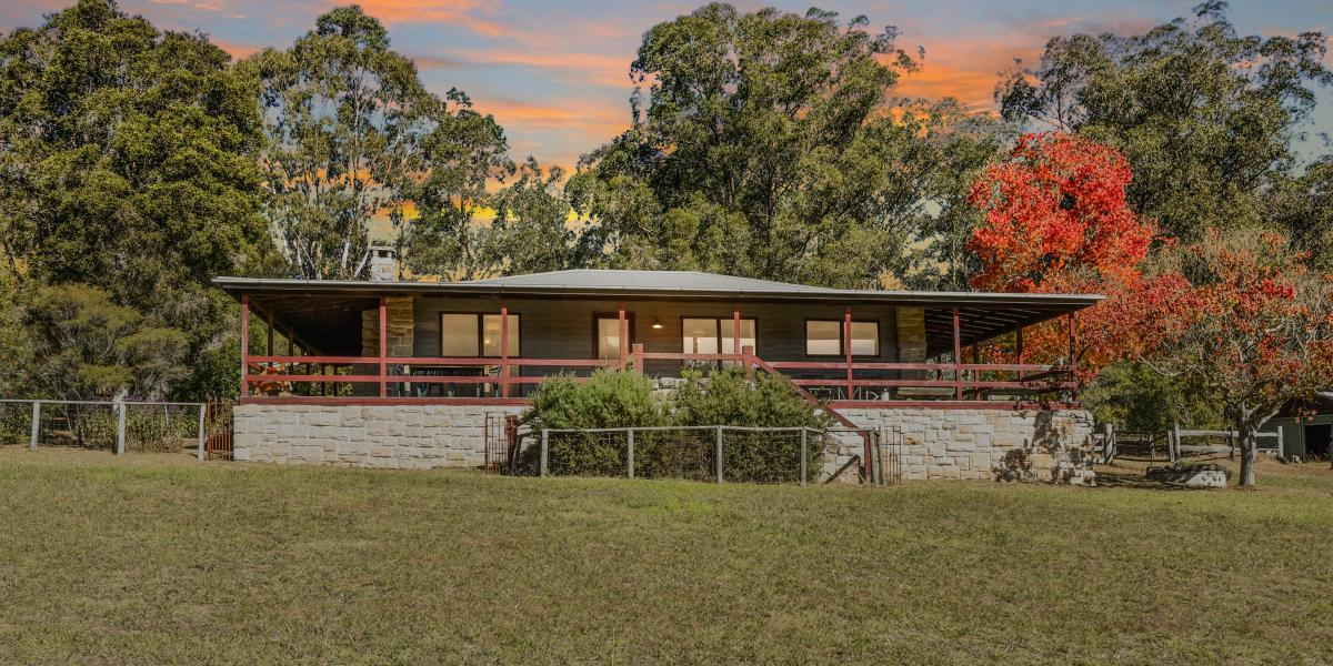 A True 'Historic Wollombi' Gem