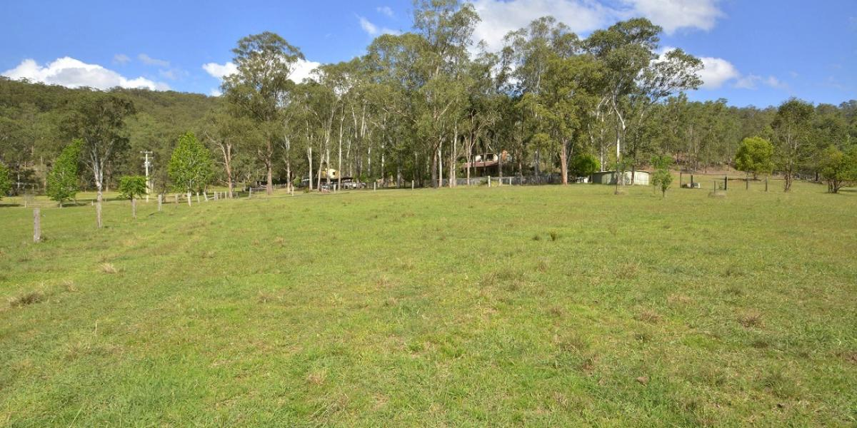 Magnificent Horse Friendly Acres in The Heart of The Wollombi Valley