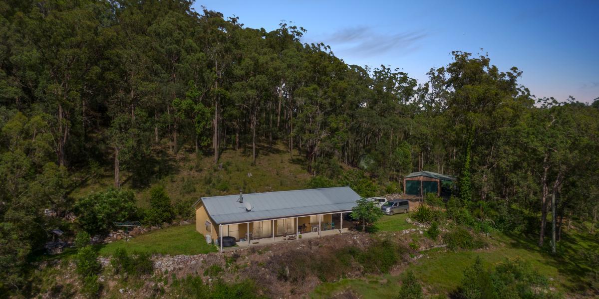 'Fraser Hill' – Spectacular Mountain Views