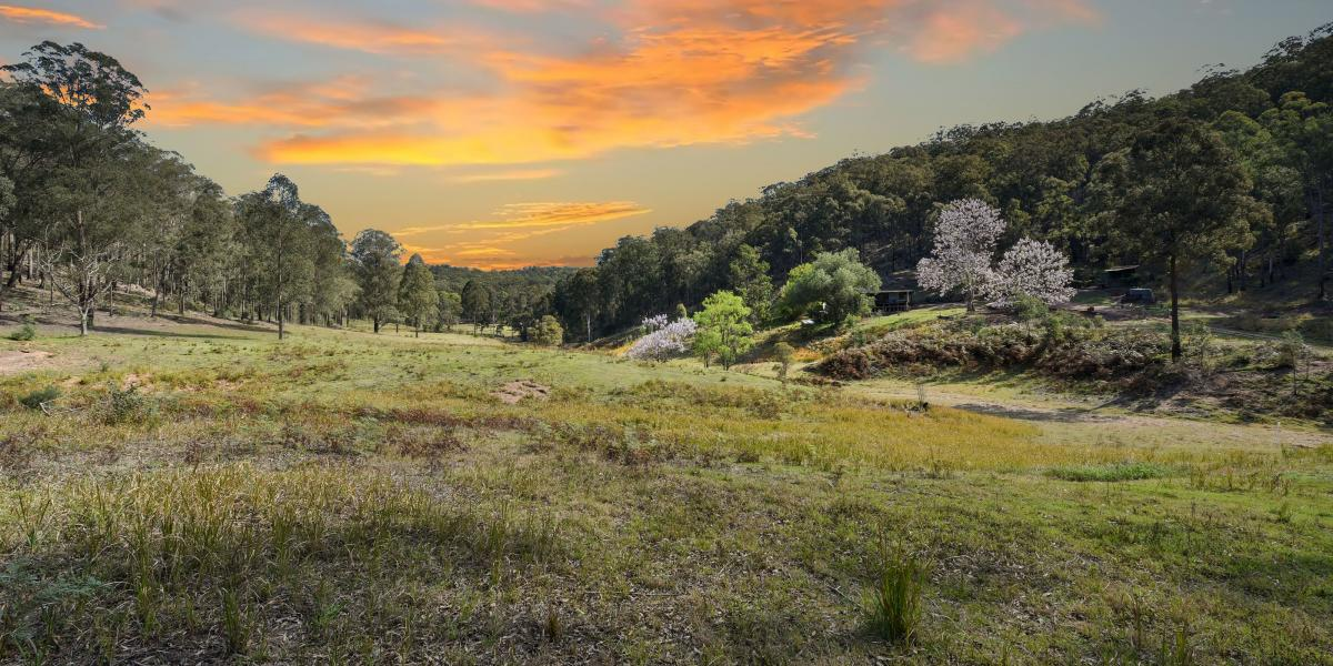 Picturesque 40 Acres on the Doorstep to Yengo National Park