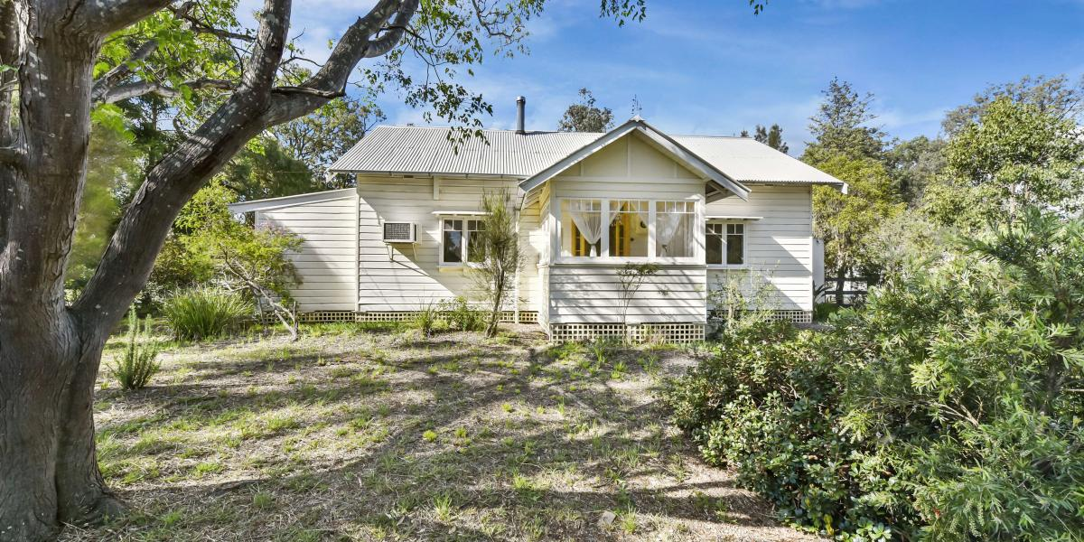 'Rose Cottage Hunter Valley'