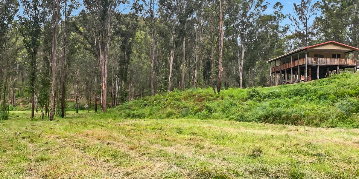 Picturesque 25 Acres on the Doorstep to Yengo National Park