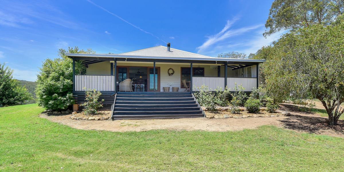 'Pine Ridge' - An Absolute Prime Wollombi Acreage
