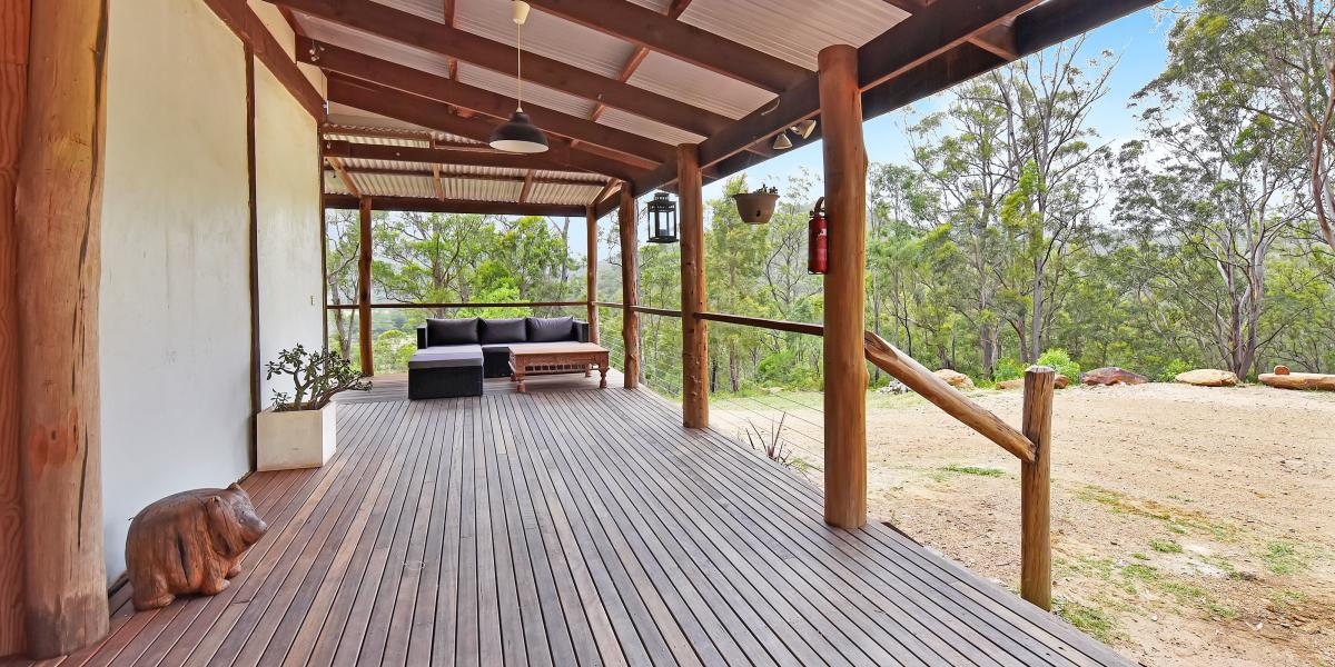 Prime Wollombi Acreage with Creek Frontage