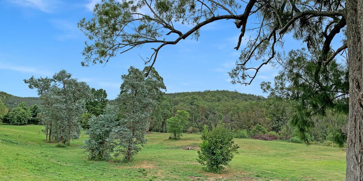 Weekender Wollombi Brook Acres!