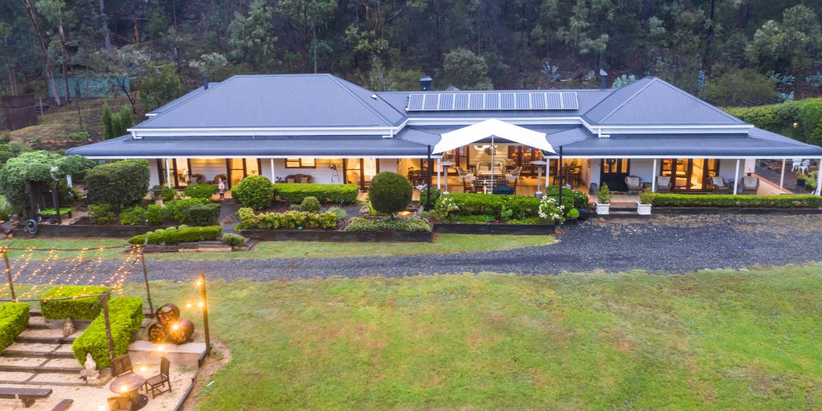 'Arcadian Retreat' A Luxury Country Resort Facility!