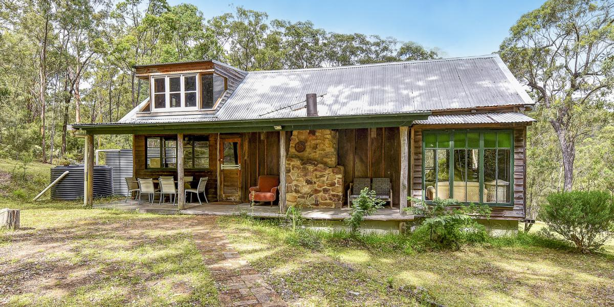 'Our Place' Rustic Cottage on 23 Magical Acres