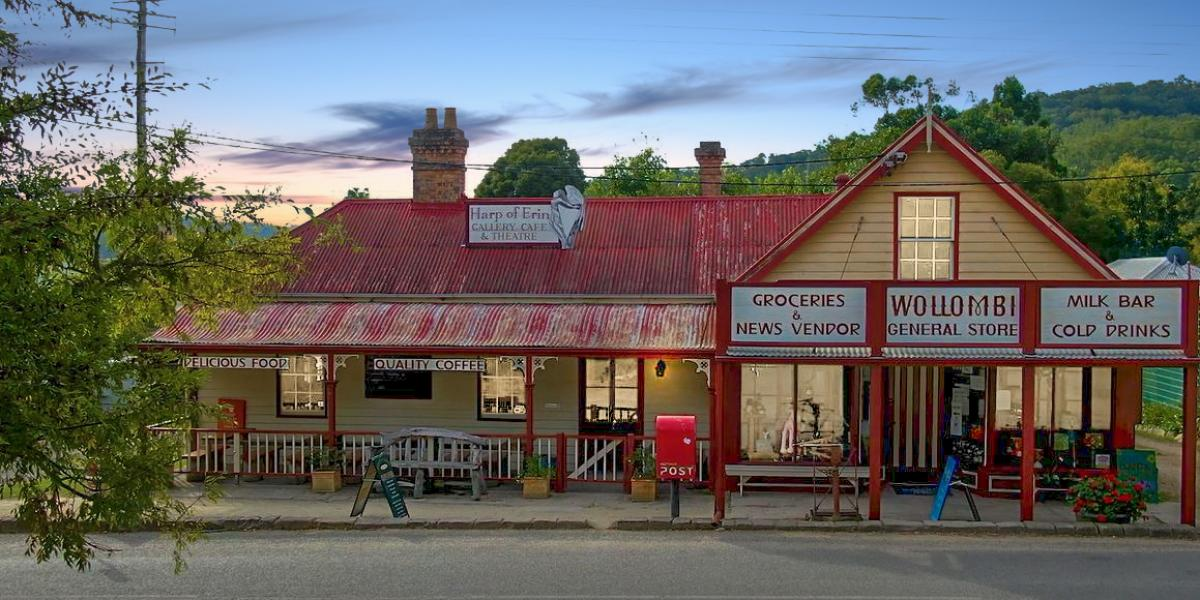 Historic Landmark - The 'Wollombi General Store' and 'So Much More'
