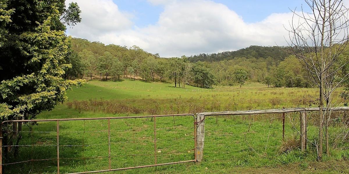 Prime Wollombi Valley Location