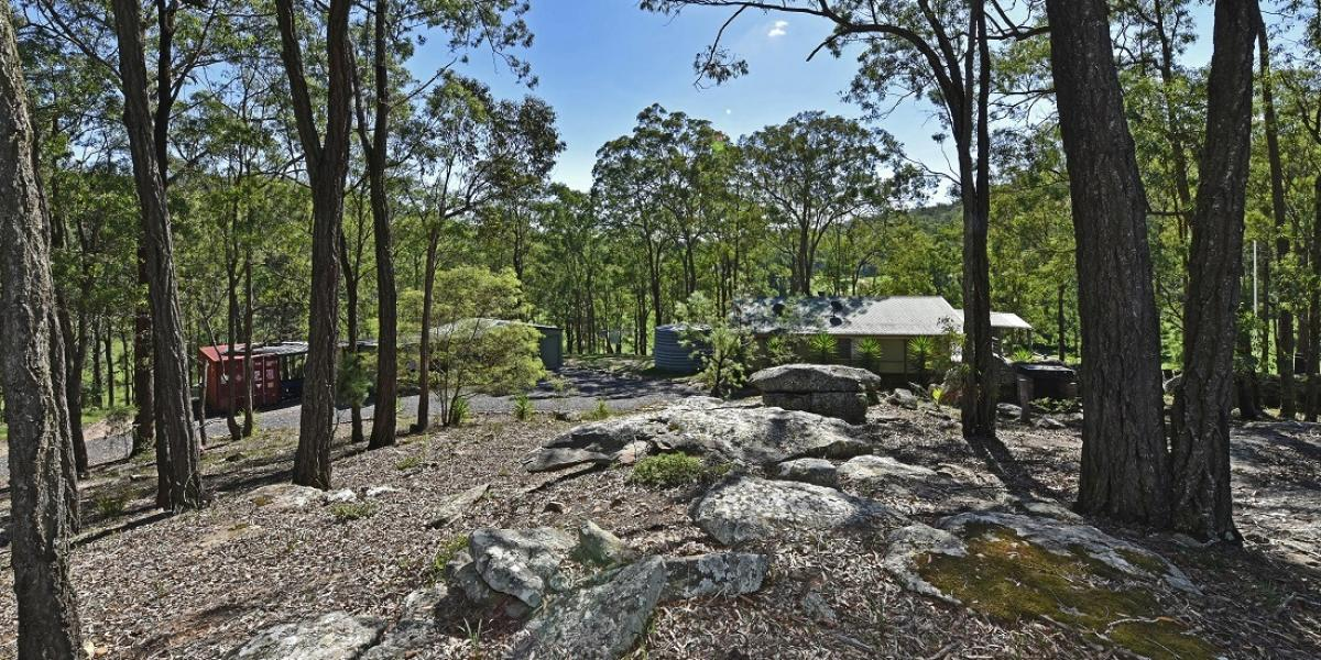 'Cosy Cottage' on 5 Scenic Acres