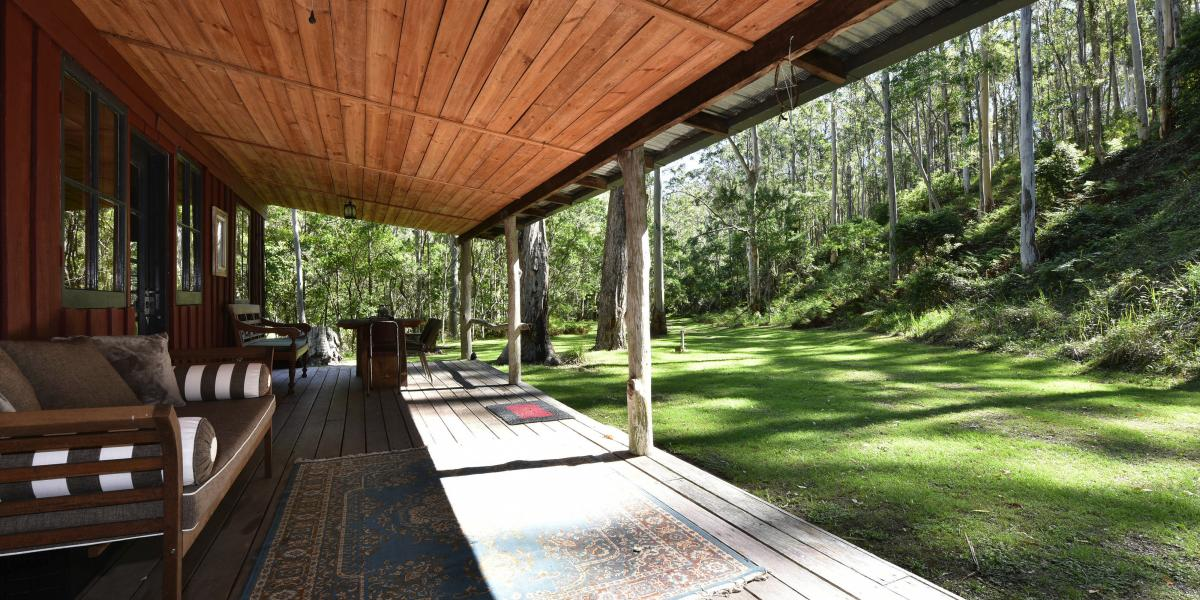 'Enchanted Forest' Retreat