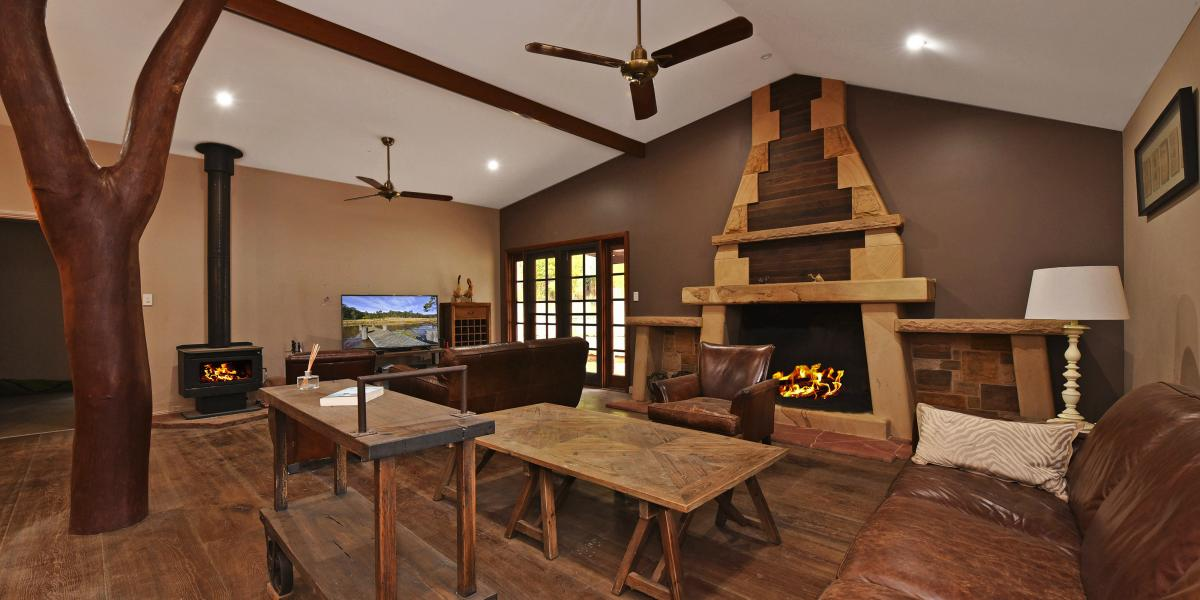 'Yango National Park' Wilderness Retreat